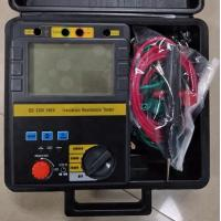 China GD-2305/2306 Digital High Voltage Insulation Resistance Tester on sale