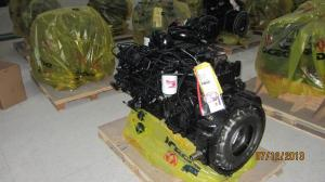 China 140hp truck motor Cummins truck engine ISDe140 30 on sale