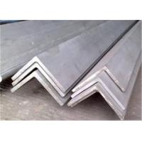 Small Structural Steel Sections Galvanized Steel Equal Angle Hot Rolled Q235