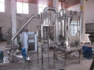 China Stainless Steel Herb Pulverizer Machine 10 - 180Mesh Final Product Size on sale