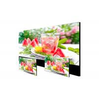 LED Panel Seamless Video Wall LCD Monitors Displays 50 Inch Wide Viewing Angle