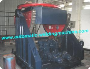 China Automatic Pipe Welding Positioners , Welding Turning Table With Rotating on sale