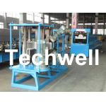 17 Forming Stations Stationary K Span Roll Forming Machine With PLC