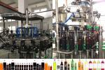 Isobaric CSD / Water / Juice Filling Machine , Glass / PET Bottle Soda Filling Machine
