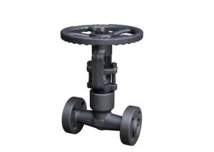China OS&Y Multi Turn Forged Pressure Seal Gate Valve on sale