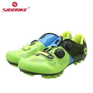 China Double Dials Self Lace Shoes / Dragon Pattern Chinese Element Cycling Shoes wholesale