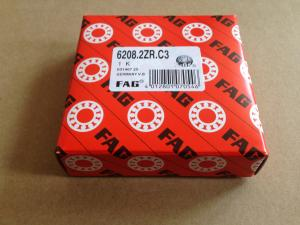 China FAG 6208.2ZR.C3 Deep Groove Ball Bearing 40*80*18MM Chrome Steel Electric Machinery Bearing on sale