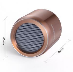 China Multifunctional Stereo Handsfree Best Car Bluetooth Speaker on sale