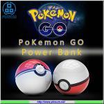 Банк силы шарика 12000мах Покемон с освещением ночи