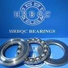 China 17 - 80 mm Single Row Carbon Steel Thrust Ball Bearing 511 series 51103 - 51110, 51111 on sale