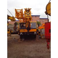 Used XCMG QY-70K TRUCK CRANE FOR SALE CHINA