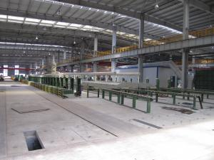 China Ribbed Steel Wire Welding Wire Machine With Electrical Synchronous Control on sale