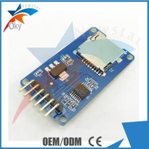 China Micro SD card mini TF card reader Module for Arduino / Slot TF Storage Card Socket Reader on sale