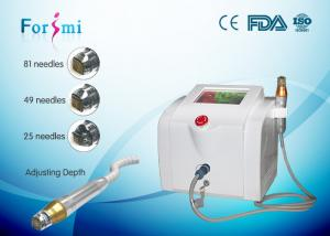 China auto micro needle therapy system dermapen microneedle rf skin machine on sale