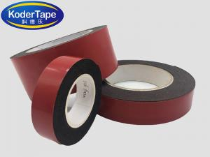 China PE/EVA Double Sided Synthetic With Rubber Glue Adhesive Foam Tape on sale