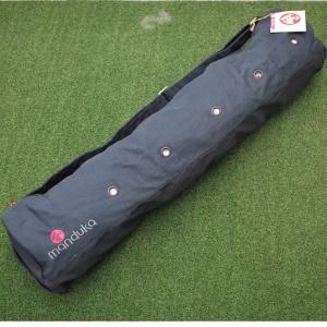 China Manduka Yoga Practice Tote Bag - Navy BLUE Black Trim Gym Bag on sale