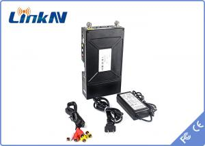 China NLOS wireless video sender , H.264 2- way voice intercom hd wireless transmitter on sale