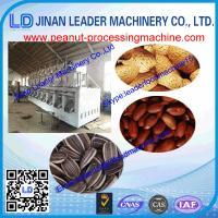 Automatic walnut peanut coffee bean roasting machine 25kg / time 380V