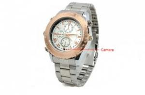 China Wrist spy camera video watch 3.0MP high-quality synchronous recording function(KZ-DW16) on sale