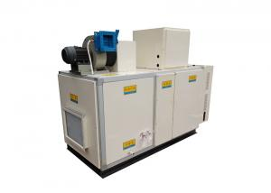 China 480V 60HZ Three Phase Desiccant Wheel Dehumidifier , Low Energy Desiccant Dehumidifier on sale