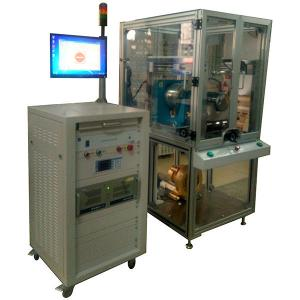China ECM Electric Motor Testing System , Low Noise DC Brushless Motor Test Bench supplier