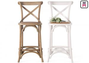 Marvelous French Style Solid Wood Restaurant Bar Stools Rustic Rattan Forskolin Free Trial Chair Design Images Forskolin Free Trialorg