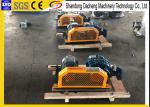 Commercial Fish Farming Vacuum Roots Blower , Neutral Gases Roots Tipi Blower