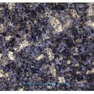 China Diamant bleu de la Chine, Monica bleue, granit de bleu de papillon on sale