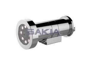 China Atex Standard Explosion Proof CCTV Camera , High Temperature CCTV Cameras on sale