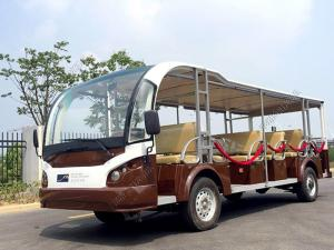China Popular Noble Appearance Electric Car Mover Battery Operated 14 Seats on sale