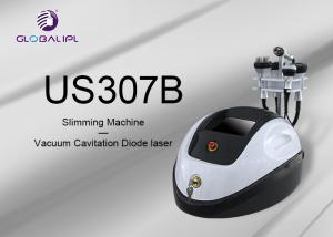 China Tripolar RF 5 In 1 Ultrasonic Cavitation Slimming Machine For Wrinkle Removal on sale