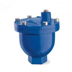 China SS304 AISI 316 35 Air Vacuum Release Valve Slow Closing For Buildings on sale