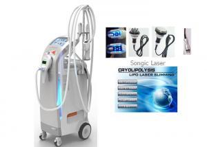 China RF Cavitation Slimming Machine , LPG Vauum Body Slimming Machine on sale