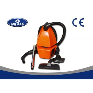 China Commercial Backpack Wet Dry Vacuum Cleaner Different Colors 5 Layers Filtration System on sale