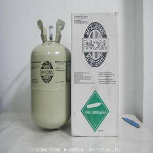 China Refrigerant freon gas R406a for Sale wholesale on sale