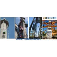 New OEM SC50 Construction Tower Crane Elevator with different Mast Sections