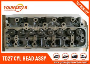 China NISSAN TD27T Pick -Up Diesel Engine Cylinder Head Approved ISO 9001 on sale