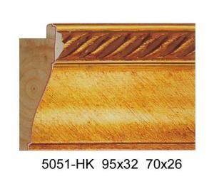 China 5051-HK Home Decoration wood frame moulding on sale