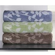China 100%cotton towel super beauty zebra grain bath towel on sale