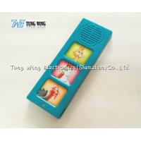 China Domestic Animal Sounds Book Module With 3 Buttons For Child Board Book on sale