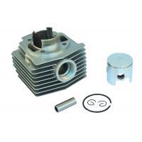 Motorcycle Cylinder Aluminum Engine Block Kit With MBK Single Ring 47mm