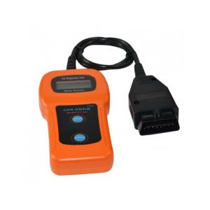 China Memo Scanner U480 OBD2 CAN BUS Engine Fault Code Reader for Cars and Trucks on sale