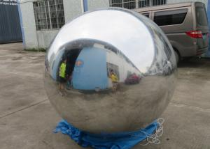 China Charming Advertising Inflatables Mirror Balloon For Event / Mirror Party Balloon supplier
