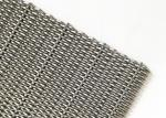 Elevator Cabins Decorative Wire Mesh Fabric For Metal Divider