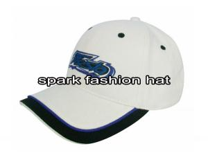 Quality Personalized cotton sports patchwork cap with embroidery logo for sale
