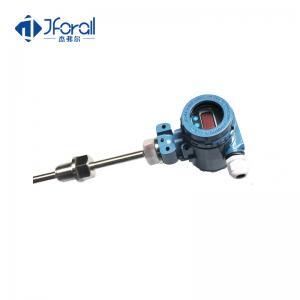 China JFA611 RTD pt100 Smart Temperature Sensor Transmitter With LCD Digital Display on sale