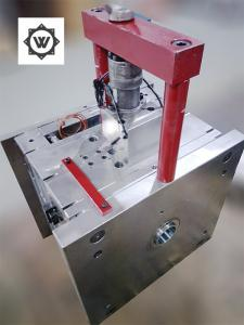 IML Injection Molding Mold Making , ABS Plastic Cover Mould