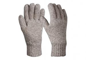 China Dual Layer Wool Safety Work Gloves/IWG-05 on sale