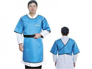 China Single Layer X-ray Lead Aprons for CT Scanning rooms , Medical diagnostic room on sale