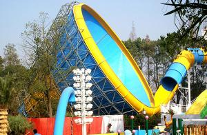 Quality Best Quality Amusement Fiberglass Water Slide of Aqua Adventure Water Park for sale